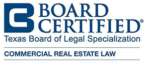 Board Certified Texas Lawyer